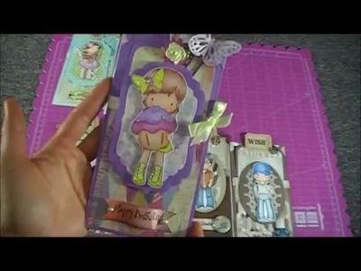 Money Holder Card Tutorial