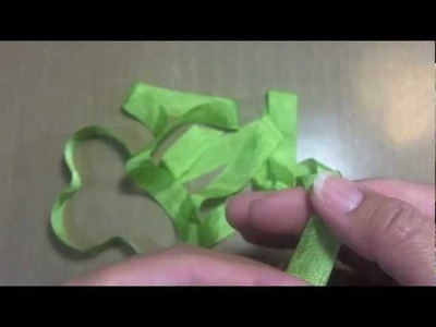 """Pretty-ing Up"" your seam binding and how to make the perfect bow, tutorial!"