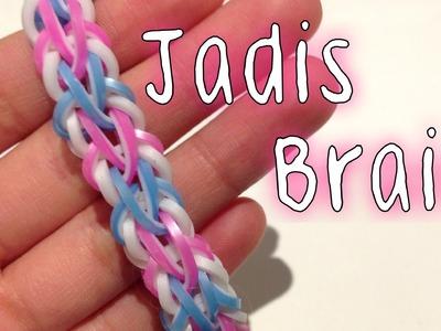 Rainbow Loom - Jadis Braid - Original Design - Hook Tutorial