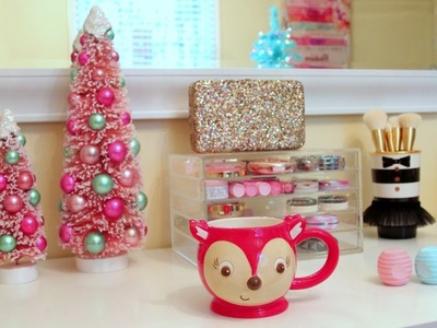 Sparkly Vlog - Christmas Shopping At Target, Haul & New Tv