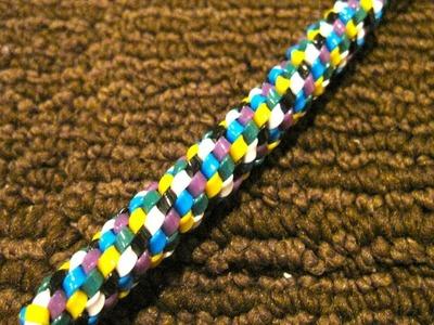 Twisted Hexagon Stitch