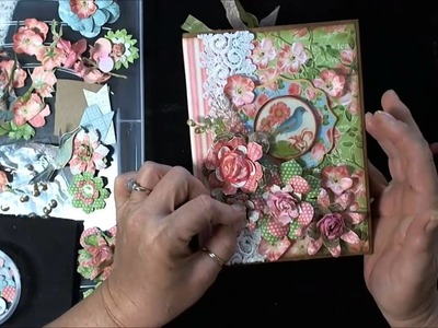(8) Tutorial Triple Flip Mini - Decoration