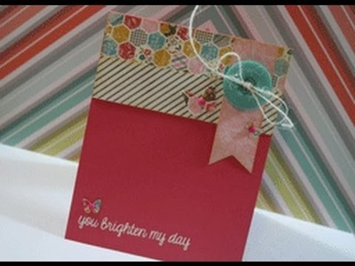 {Card} You brighten my day