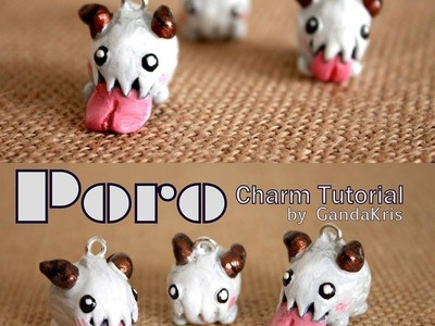 CHARM Tutorial - Poro LEAGUE of LEGENDS