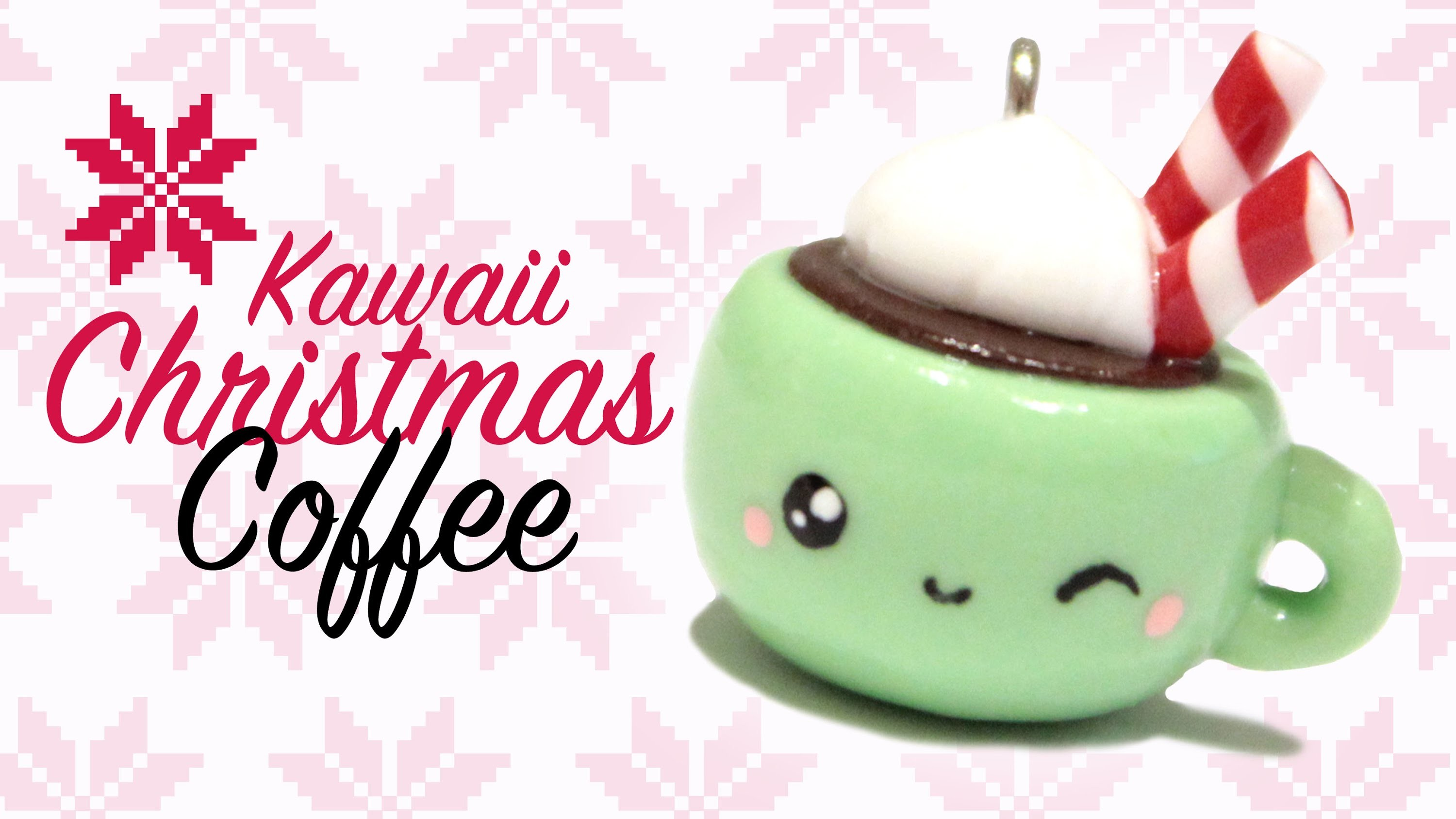 ^__^ Christmas Coffee! - Kawaii Friday 153