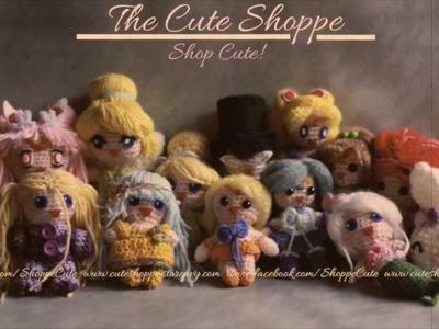 Crochet Amigurumi Dolls - The Cute Shoppe