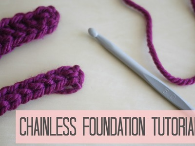 CROCHET: Chainless foundation tutorial | Bella Coco
