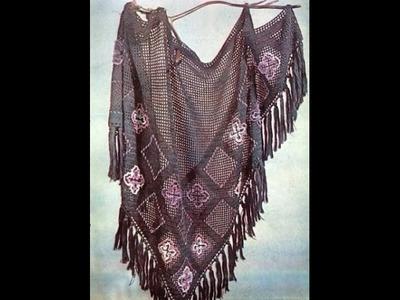 Crochet| Shawl |simplicity patterns| 69