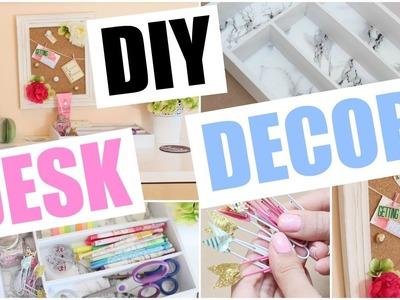 DIY Desk Decor! #BTS