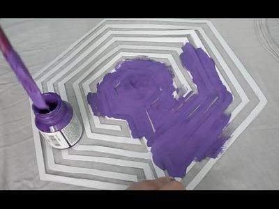DIY: Exo Overdose speed painting