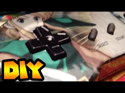 DIY | How to make a custom SNES controller