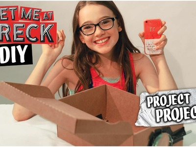 DIY Project Projector - Meet Me at the Reck
