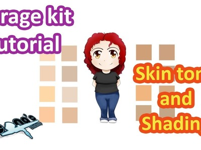 Garage Kit Tutorial: Skin Tone and Shading for resin kits