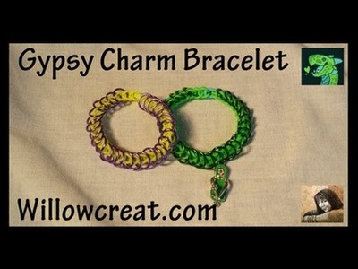 Gypsy Charm Bracelet Easy - Hook Only