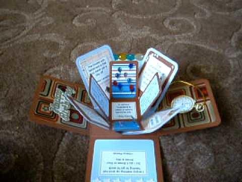 Handmade Exploding Box Card