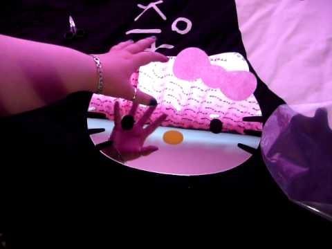 HelloKittyGoodies - Hello Kitty Acrylic Mirror