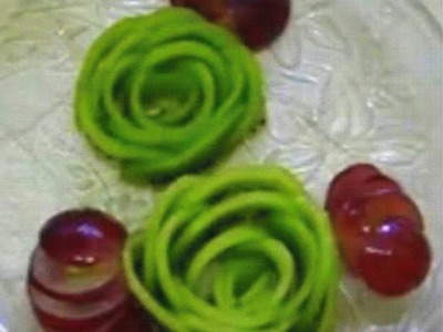 How to make a Kiwi Rose