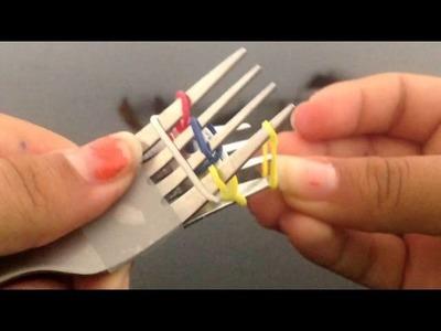 How To Make A Triple Single Bracelet (without Loom)