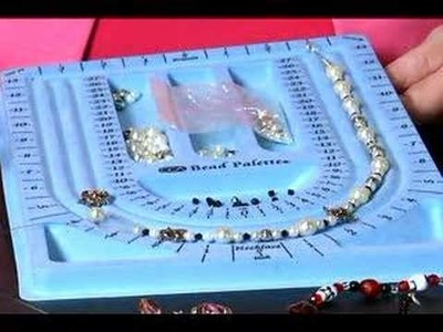 How to Make Beaded Jewelry : What is a Bead Board?