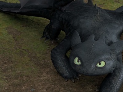 How to make clay Baby Toothless dragon doll