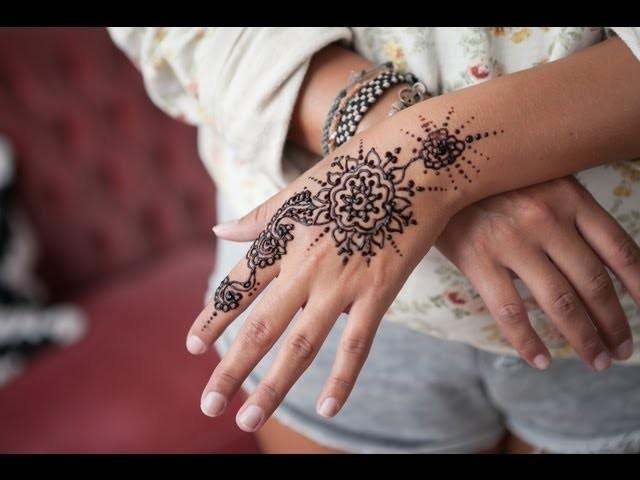 How to make henna - 3 ways to mehndi henna
