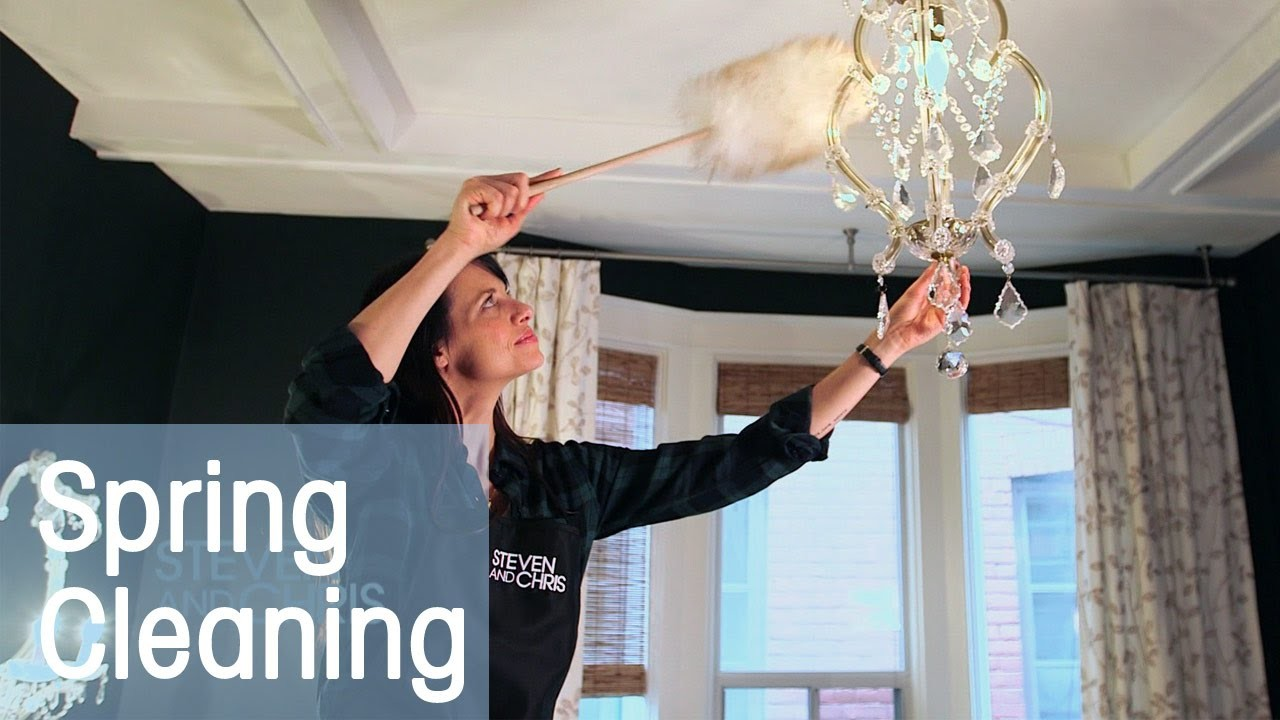 How to Properly Clean Your Home For Spring Cleaning