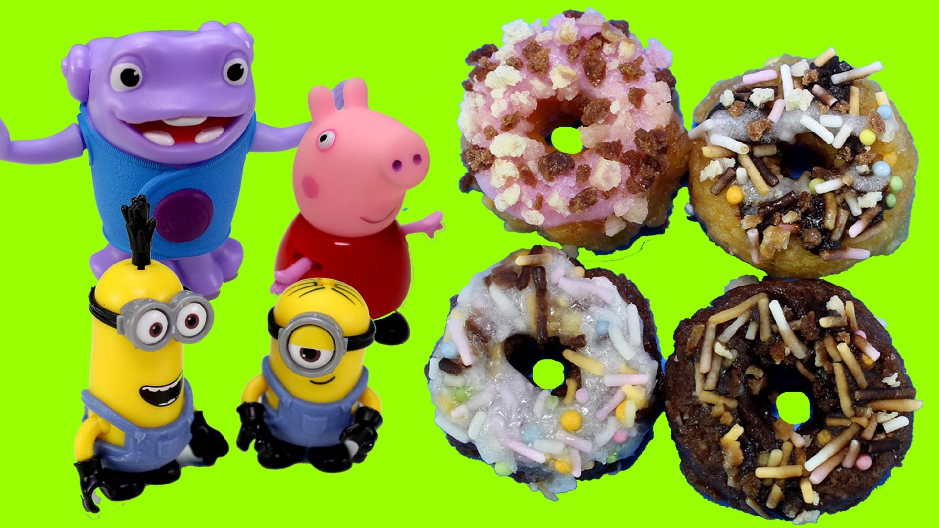 popin cookin donuts - HD 1920×1080