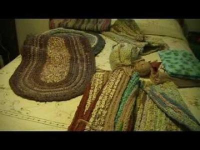 Nanie's Rag Rugs part 2