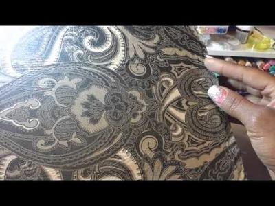 Napkin transfer on wood.tile & chip board