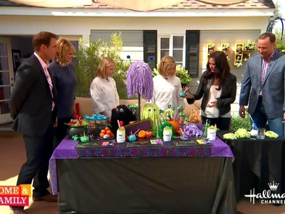 Tanya Memme DIY: How to create a Halloween party tablescape!
