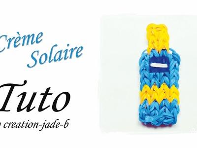 Tuto Rainbow Loom - Crème Solaire Nivea !