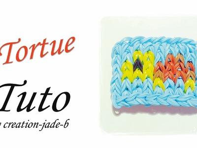 Tuto Rainbow Loom - Petit Mural Tortue !