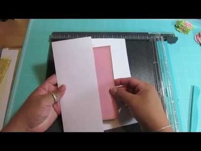 Tutorial: How to make an elegant square styled envelope!