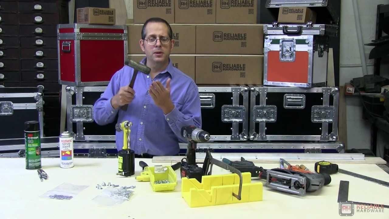 2 Of 11 Diy Road Case Building Tools Reliablehardware Com