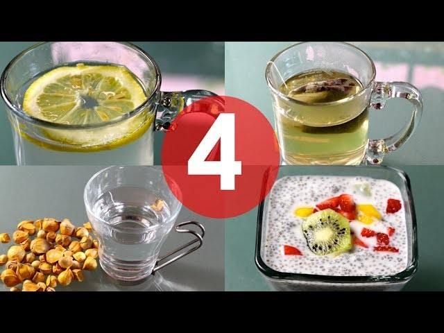 4 Easy Ways to Lose Weight & Live a better LIFE!