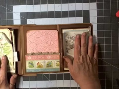 (4) Tutorial Triple Flip Mini - Decoration