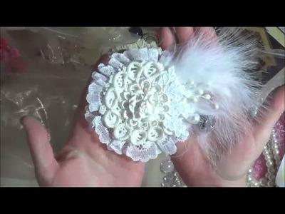 Ballerina Slipper Mould from Fiona plus a Gorgeous RAK Part 2!! (jennings644)