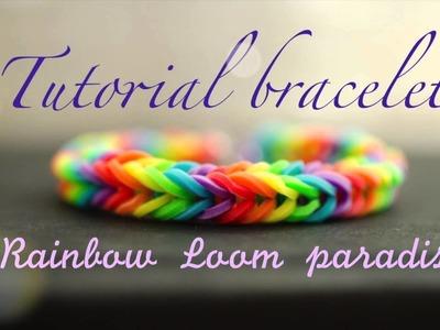 BO Rainbow Loom (Easy tuto facile français)
