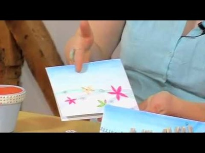 Card Making - Textured Cards: Quick and Crafty - April 2008
