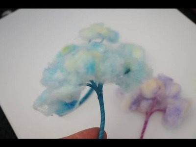 Cotton Candy Trees for my Landscape