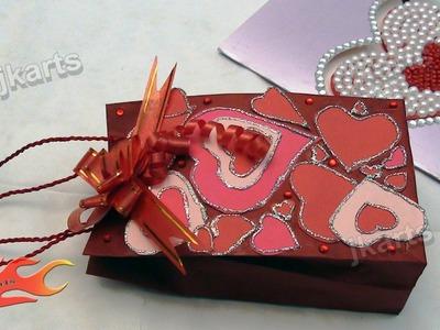 DIY  Chocolate Bag - Valentine's Day Gift Idea 2 - JK Arts 135