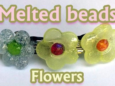 Diy Crafts - Melted Bead Flowers - Ana | DIY Crafts