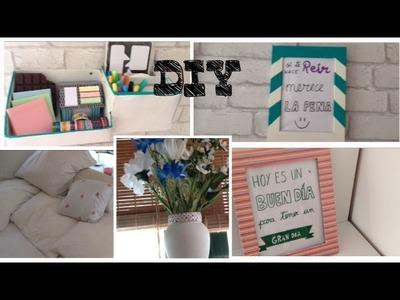 DIY - Decora tu cuarto | Room Decor