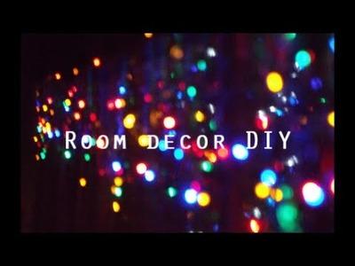 DIY Decora tu habitación. Room decor MayDIY
