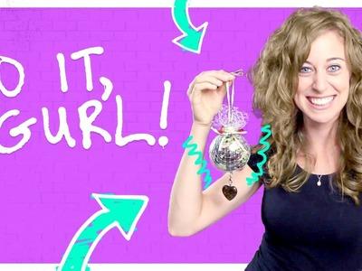 Do It, Gurl - Make Your Own Potpourri Ornament