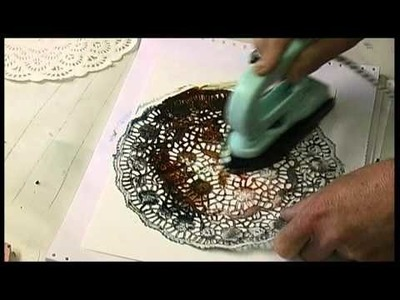 Doyleys Printing - another encaustic approach