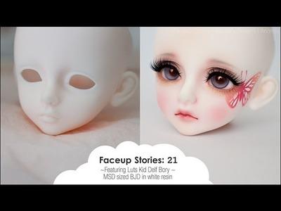 Faceup Stories: 21