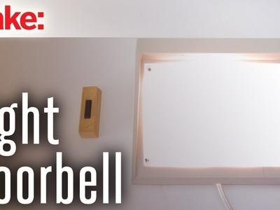 How to Make a Flashing Light Doorbell