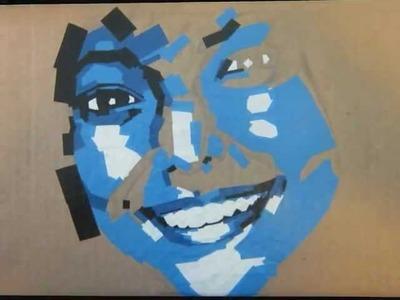 How To Make a Pop Art Portrait !