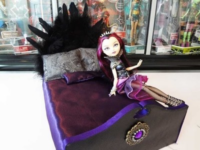 How to make a Raven Queen Bed